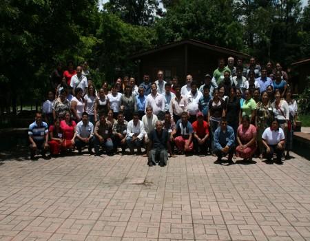 Seminari a ciutat de Guatemala en 2013