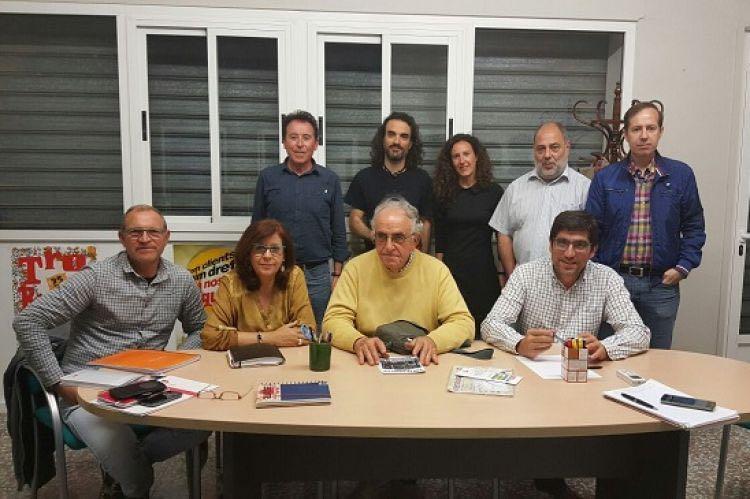 El tempir i intersindical per l 39 s i promoci del valenci for Aula virtual generalitat valenciana