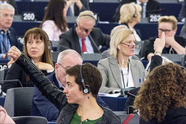 Votació del CETA al Parlament Europeu / © European Union 2017 - European Parliament