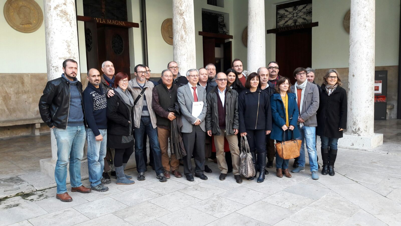 Sindicats, partits i entitats donen suport a l'Acord sobre competència lingüístuca