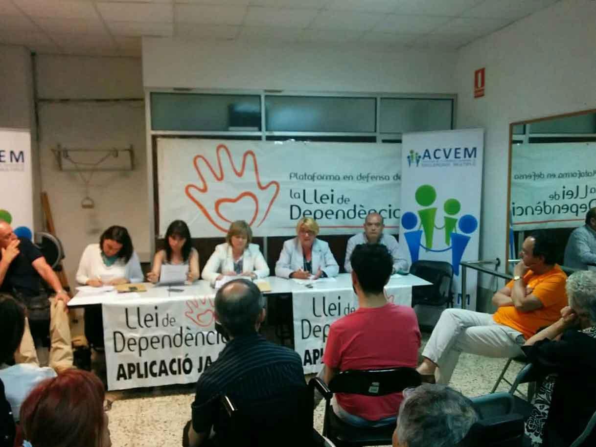 Representants dels partits polítics en la presentació del Pacte.