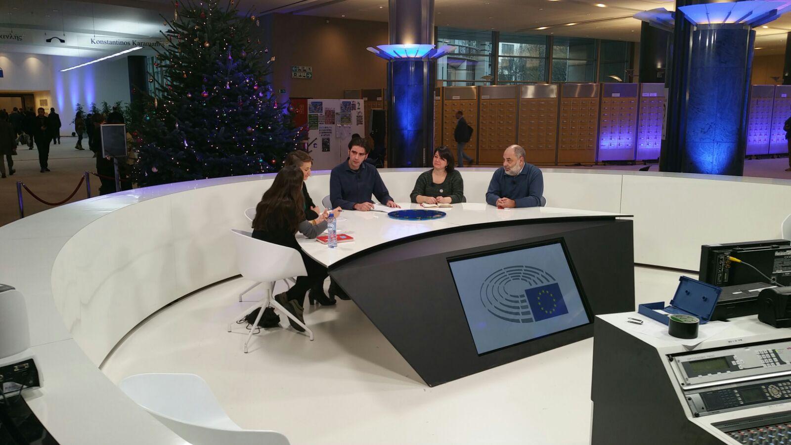 Entrevistes a sindicats, representants municipals i d'entitats valencianes sobre TTIP