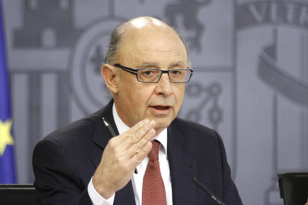 El ministre Montoro