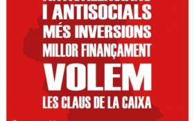 La Crida pel Finançament mobilitza contra uns pressupostos antisocials i antivalencians