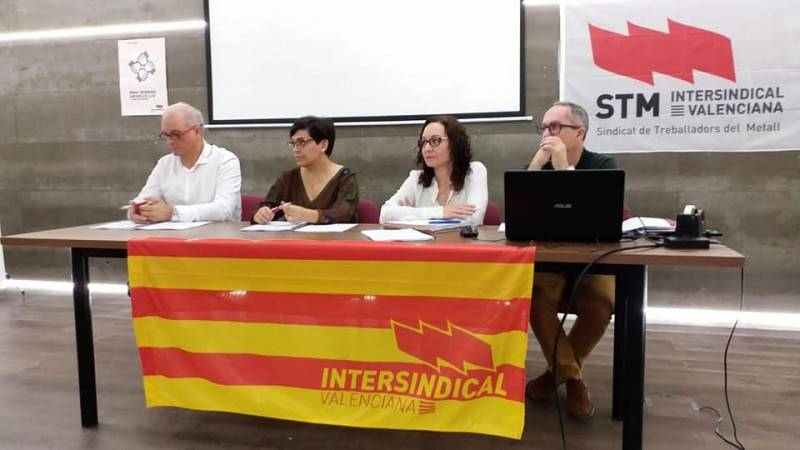 STM – Intersindical aposta pel creixement al sector del metall