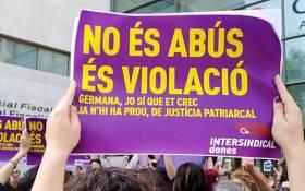 La justícia patriarcal ataca de nou: La Manada queda solta