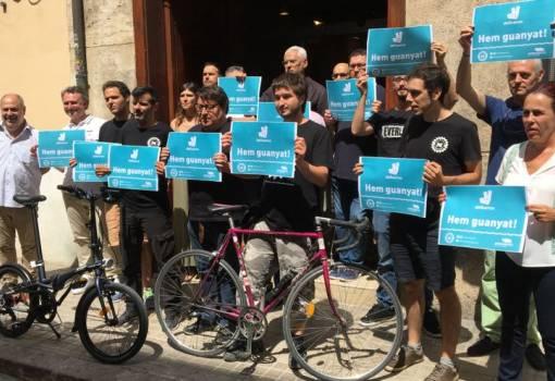 Intersindical Valenciana valora positivament la sentència del Suprem sobre els riders de Glovo