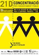 cartell plataforme21D