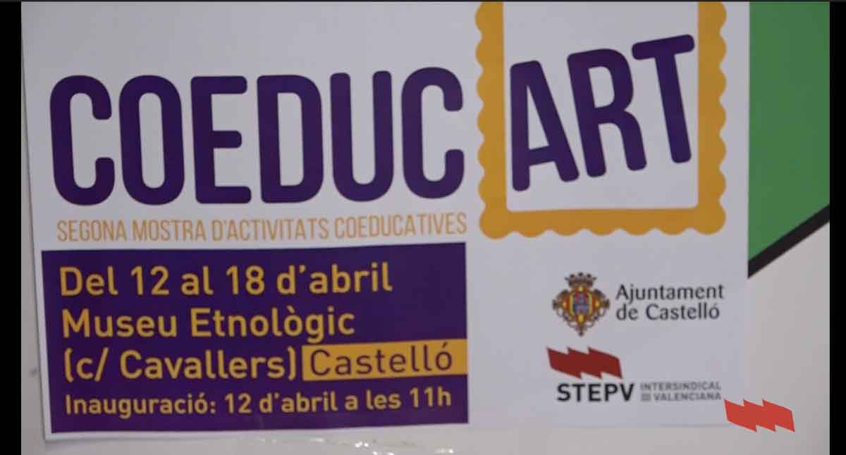 S'inaugura l'exposició COEDUCART a Castelló